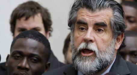 Ministro del interior (S) lamentó el regreso de Patricio Ortiz