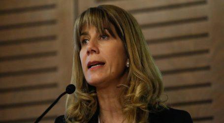 """Ximena Rincón por dichos de Presidente Piñera: """"Efectivamente, nadie está por sobre la ley, ni siquiera él"""""""
