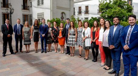 Seremi de Gobierno Pía Bersezio participa en jornada de trabajo para coordinar ejes de Gobierno 2019