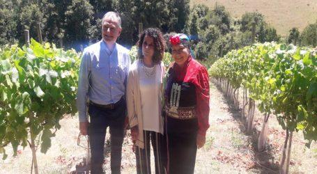 U. Autónoma visita comunas de la región con expertos italianos en cooperativas