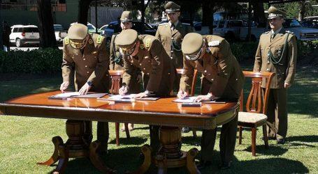Nuevo jefe de Zona de Carabineros en La Araucanía: Carlos González