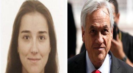El nuevo problema de Piñera : la designación de Fernanda Bachelet Coto
