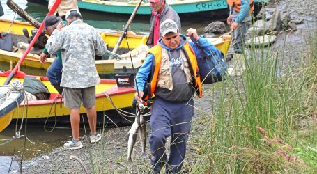 6ta versión del Campeonato de Pesca en Bote de Tranapuente