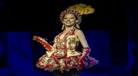 Festival Folklórico Internacional en La Araucanía de Danza se presenta en Lautaro