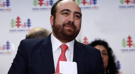 """Fuad Chahin: """"La DC es un partido de oposición pero con carácter e independencia"""""""