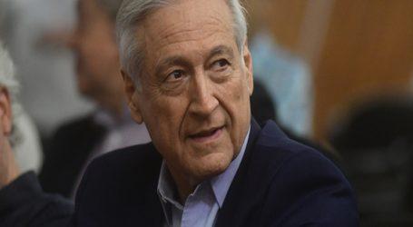 """Heraldo Muñoz: """"Este Presidente y este Congreso deben terminar su mandato"""""""