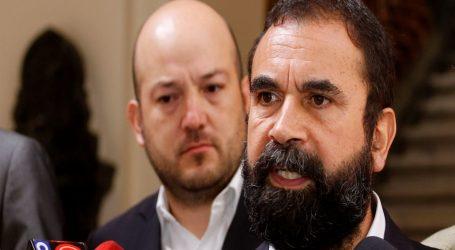 Diputados DC rechazan firmar carta en apoyo a Hugo Gutiérrez
