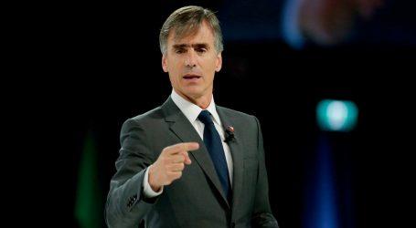 Valente rechazó embajada de Chile en la OCDE
