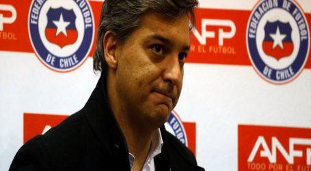Bajo tensión Moreno asume la ANFP