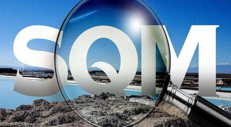 SQM: fiscalía cierra investigación