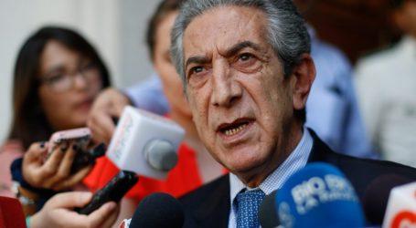 """Jorge Tarud por presidenciales :""""Quiero ser el candidato de mi partido"""""""