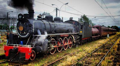Tren de la Araucanía en Victoria