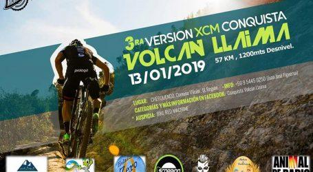 Mountanbike a la conquista del Volcán LLaima