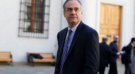 """Ignacio Walker sobre la crisis en Venezuela: """"Es lo que hicimos en Chile los que éramos opositores"""""""
