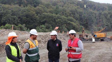 MOP ejecuta pavimentación ruta Pitrufquen – Toltén