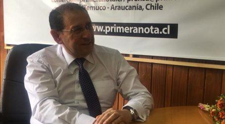 """Juan Luis Salinas Seremi de educación: """"Admisión justa es un proyecto que se basa en la libertad"""""""