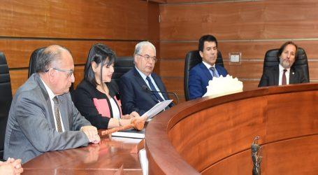 Asume presidencia de la Corte de Temuco la Ministra María Georgina Gutiérrez