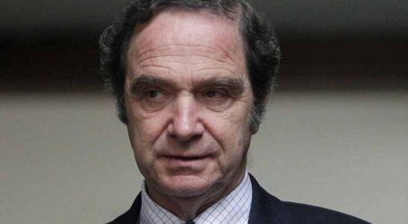 Ministro Hernán Larraín declarará a favor de Jaime Orpis