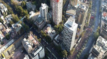 Sin incidentes y con marchas multitudinarias se celebró el 8M