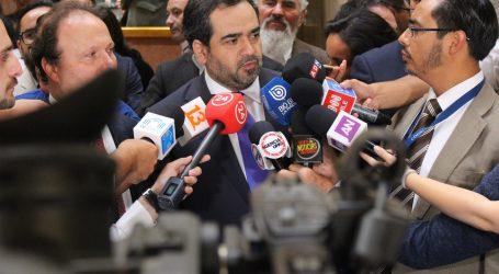 Jaime Quintana asume la presidencia del Senado