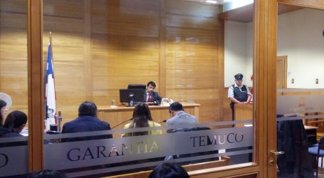 Caso Luchsinger: Juzgado de Garantía de Temuco ordena traslado y reingreso a la cárcel local de los imputados Tralcal
