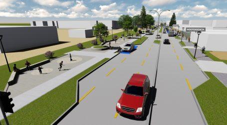 Municipalidad de Victoria ingresa proyecto para reposición integral de acceso de Av. O`higgins