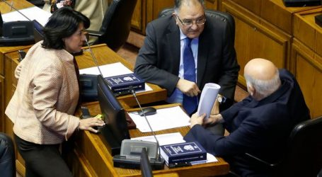 La gira de los senadores DC Yasna Provoste y Francisco Huenchumilla