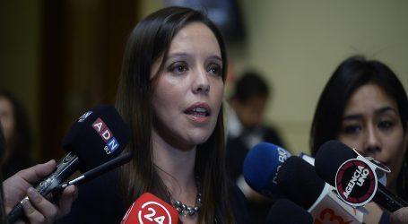 Diputadas RN impulsan acuerdo de la Cámara para pedir la remoción de la directora del INDH