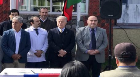 Lonquimay: Avanza concreción de nuevo hospital