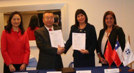 U. De La Frontera firma acuerdo de colaboración académica y cultural con Universidad Jinan de China