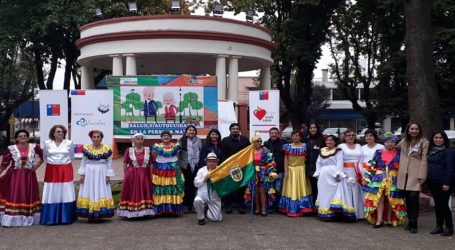 Victoria: Adultos Mayores se reunieron en el Primer encuentro Grupal de Salud y Autocuidado