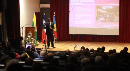 Alcalde de Victoria rindió Cuenta Pública sobre Desarrollo Comunal 2018