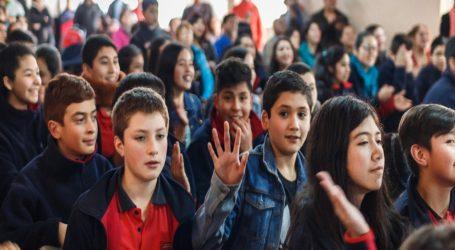 25% de aumento de matrícula en la Educación Municipal de Victoria en los dos últimos años