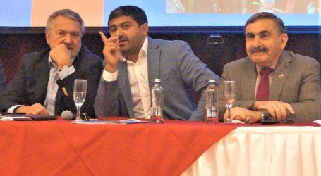 Alcalde de Victoria recibe respaldo del Gobierno Regional