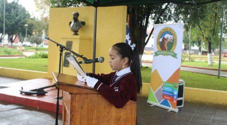 Lautaro conmemora el 21 de Mayo