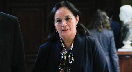 Senadora Aravena condenó hechos de violencia en Victoria