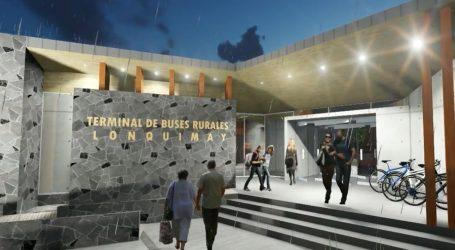 En Lonquimay avanza etapa de diseño de terminal de buses rurales