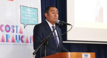 SLEP Costa Araucanía realizó cuenta pública participativa
