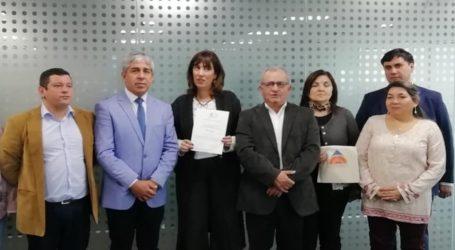 Asociación de Municipios Cordillera se reunió con Subsecretaria de Turismo