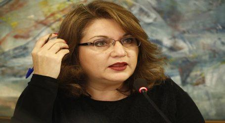 """Diputada Parra por veto presidencial al limite a la reelección: """"Los mismos de siempre aferrándose al poder"""""""