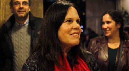 El bajo perfil de Maya Fernández en la disputa PS