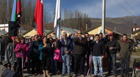 Lonquimay inaugura nueva plaza comunitaria