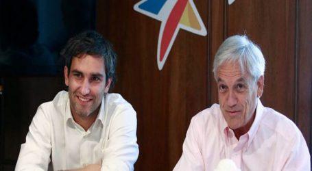 Los hijos del poder : Cristóbal Piñera y Juan Andrés Fontaine
