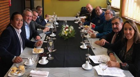 Equipo regional de Consulta Indígena se reúne con alcaldes de La Araucanía