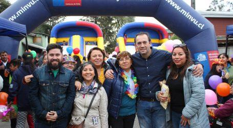 Victoria: Fiesta Ciudadana sector Bajo Traiguén recibe Programa Quiero mi Barrio