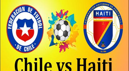 No al racismo : Chile v/s Haiti