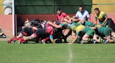 Rugby: Rucamanque v/s Sporting de Viña