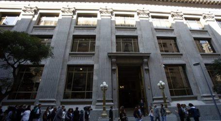 Banco Central acordó mantener la tasa de interés en 1,75%