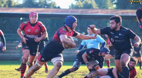 """Rugby: """"Rucamanque, caminando entre gigantes"""""""