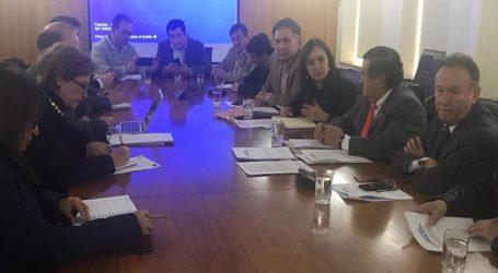 Parlamentarios de RN plantean inquietudes del gremio de Transportes a la ministra de la cartera